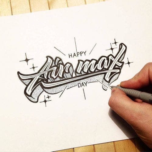 30 Incredible Hand Letterings from Instagram Artists