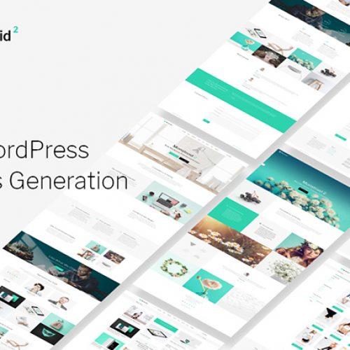 Top 10 Newest WordPress Themes from TemplateMonster